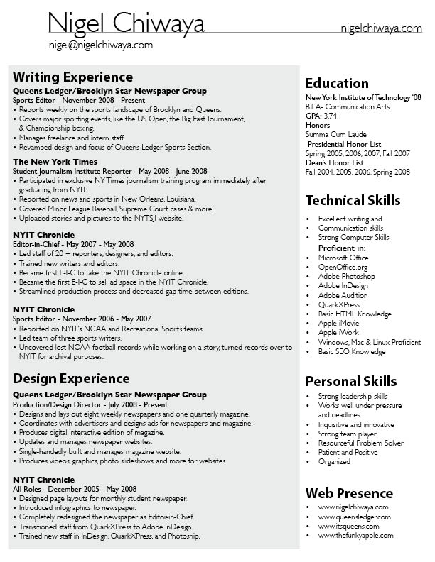Resume For Internship Internship Resume Example Sample Intern